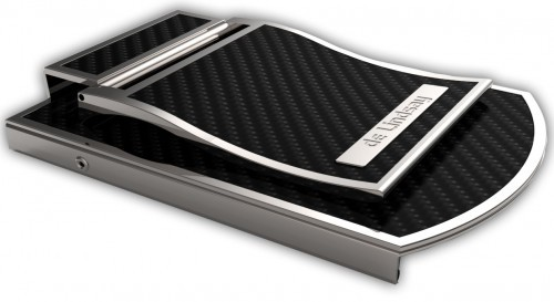 Money Clip 2.G. black-stainless Steel Carbon PREMIUM