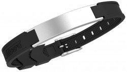 Pulsera Energiearmband Long Chrome Part