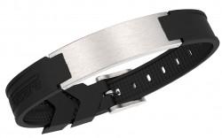 Pulsera Power Bracelet Classic Chrome Style