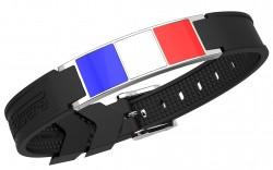 Pulsera Energiearmband France Style